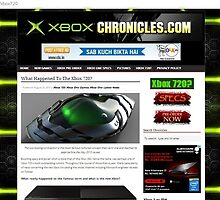Dare to Play the Most Ingenious Microsoft Gaming System Offered by Xbox 720 by stofstorm51