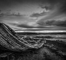 Shipwreck by Wei Hao Ho