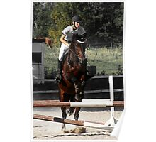 14.9.2013: Show Jumping Poster