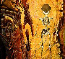 Duel pour Monsieur Bone  by ganechJoe