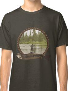 Fly Fisherman Classic T-Shirt