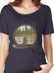 Fly Fisherman Women's Relaxed Fit T-Shirt