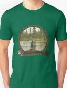 Fly Fisherman Unisex T-Shirt