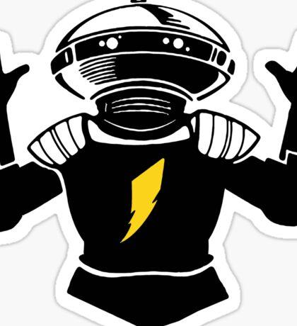 Mighty Morphin Power Rangers Alpha 5 Sticker
