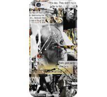 pollock iPhone Case/Skin