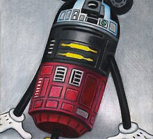 M2M2 (R2D2) by Larry McFarland