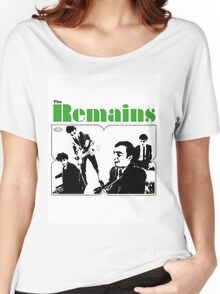 THE REMAINS 60S PUNK POWERPOP NUGGETS COOL T-SHIRT Women's Relaxed Fit T-Shirt