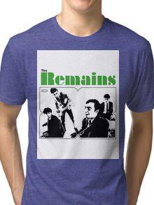 THE REMAINS 60S PUNK POWERPOP NUGGETS COOL T-SHIRT Tri-blend T-Shirt