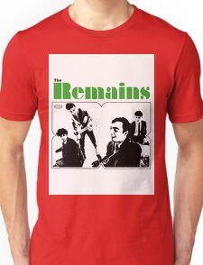 THE REMAINS 60S PUNK POWERPOP NUGGETS COOL T-SHIRT Unisex T-Shirt