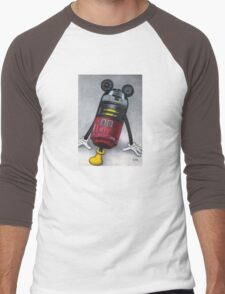 M2M2 (R2D2) Men's Baseball ¾ T-Shirt