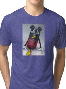 M2M2 (R2D2) Tri-blend T-Shirt