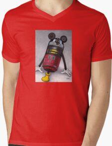 M2M2 (R2D2) Mens V-Neck T-Shirt