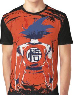 Japan Saiyan Graphic T-Shirt
