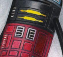 M2M2 (R2D2) Sticker