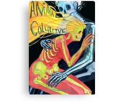 Animal Collective #2 Canvas Print