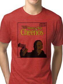 Omar Little Honey Nut Tri-blend T-Shirt