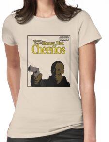 Omar Little Honey Nut Womens Fitted T-Shirt