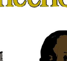 Omar Little Honey Nut Sticker