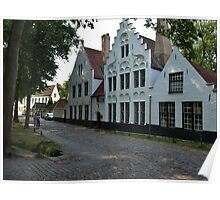 Beguinage Poster