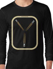 Flux Capacitor...Fluxing Long Sleeve T-Shirt