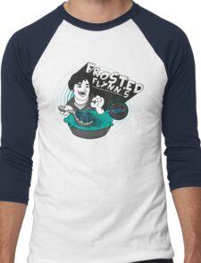 Frosted Flynns  Men's Baseball ¾ T-Shirt