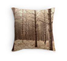 Forest 2 Throw Pillow