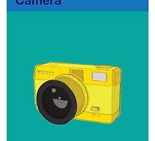 Lomo Fisheye Camera by threeblackdots