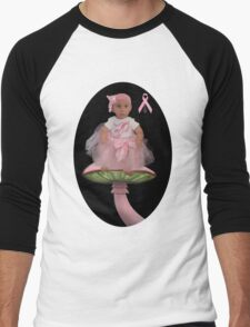 ✿♥‿♥✿HELP FIND A CURE CANCER AWARENESS TEE SHIRT FOR KIDS AND ADULTS✿♥‿♥✿ Men's Baseball ¾ T-Shirt
