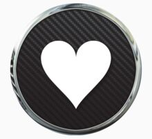 Love Heart Icon by SignShop