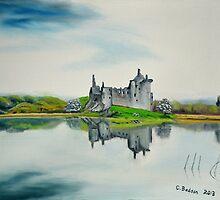 Kilchurn Castle by Carol & Colin Bedson