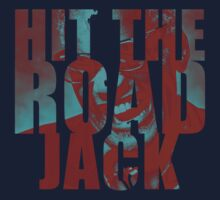 Hit the road jack- Ray Charles (color) by Dream-life