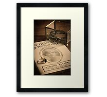 """""""The Pleasure of Photography"""" Framed Print"""