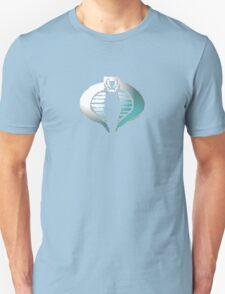 Cobra Logo Silverish Unisex T-Shirt