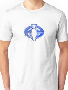 Cobra ice logo Unisex T-Shirt