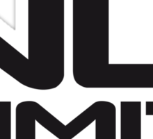 No Limit Design Sticker
