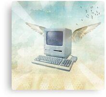 flying mac Metal Print