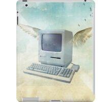flying mac iPad Case/Skin