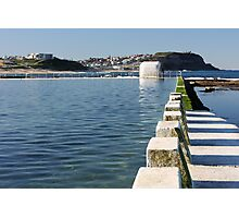 The Baths Photographic Print