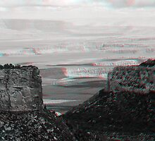3D Grand Canyon (4) by Daniel Owens