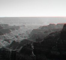3D Grand Canyon (5) by Daniel Owens