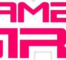 Gamer Girl Sticker