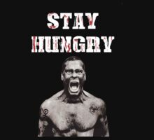 Stay Hungry - Lifting motivation  by JayTeeB