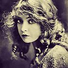 Lillian Gish by © Kira Bodensted
