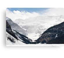 Lake Louise in Spring - Banff National Park Canvas Print