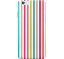 Colorful Vertical Stripes iPhone Case/Skin