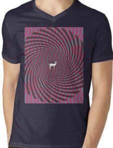 Deerhunter Mens V-Neck T-Shirt