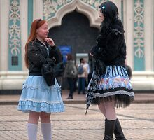 Alice's Adventures in Kyiv by AJM Photography