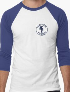 The Only Easy Day Was Yesterday Men's Baseball ¾ T-Shirt