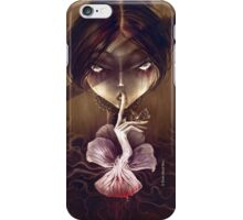 Mary Jane Kelly by Élian Black'Mor iPhone Case/Skin