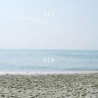 Sky. Sea. Shore by tayeichi